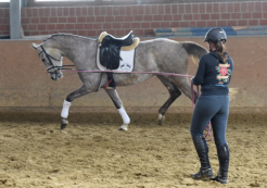 Training April 2018 bei Gretel Schulze-Buxloh, Hamm
